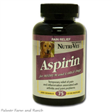NUTRI-VET ASPRIN- MEDIUM & LARGE DOG