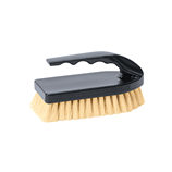 WEAVER PIG BRUSH WITH BLACK HANDLE
