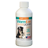 WORMEZE LIQUID 8oz.- DOGS & CATS - Palmer Farm and Ranch