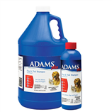 ADAMS FLEA & TICK SHAMPOO - Palmer Farm and Ranch