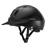 TROXEL SPIRIT BLACK HELMET - Palmer Farm and Ranch