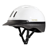 TROXEL SPORT WHITE HELMET - Palmer Farm and Ranch