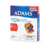 ADAMS PLUS FLEA & TICK COLLAR-LARGE DOG - Palmer Farm and Ranch