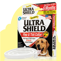 ULTRA-SHIELD FLEA & TICK COLLAR - Palmer Farm and Ranch