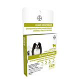 BAYER QUAD DEWORMER DOG 2-25# 4 COUNT - Palmer Farm and Ranch