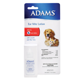 ADAMS EAR MITE TREATMENT 1/2 FL OZ - Palmer Farm and Ranch