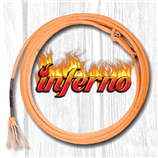 INFERNO 4 STRAND HEEL ROPE- LONE STAR ROPES - Palmer Farm and Ranch