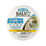 SALVO FLEA & TICK COLLAR FOR DOGS - Palmer Farm and Ranch