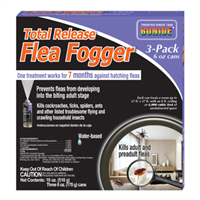 BONIDE TOTAL RELEASE FLEA FOGGER 3 PACK - Palmer Farm and Ranch