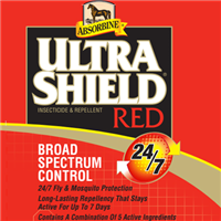 ABSORBINE ULTRA-SHIELD RED 1GAL - Palmer Farm and Ranch