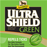 ABSORBINE ULTRA-SHIELD GREEN 1 GAL - Palmer Farm and Ranch