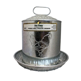 HF BRAND DOUBLE WALL DRINKER 2 GAL - Palmer Farm and Ranch