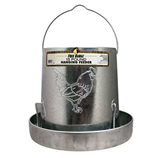 HF BRAND GALV HANGING FEEDER 15 LBS - Palmer Farm and Ranch