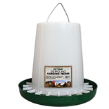 HF BRAND PLASTIC HANGING FEEDER 25 LBS - Palmer Farm and Ranch